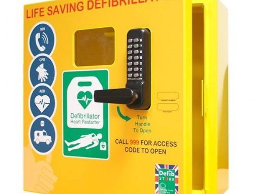 Defibrillator Information Morning