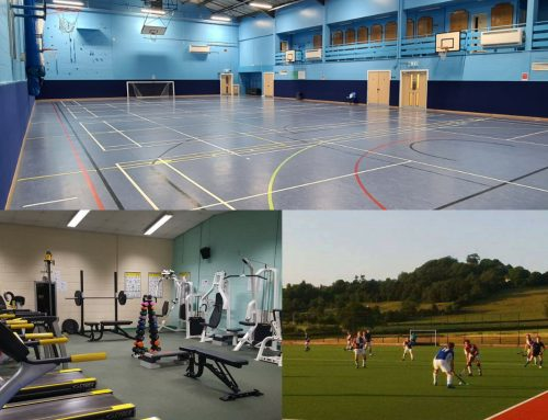 Sports Centre Re-Opening – Everything you need to know…